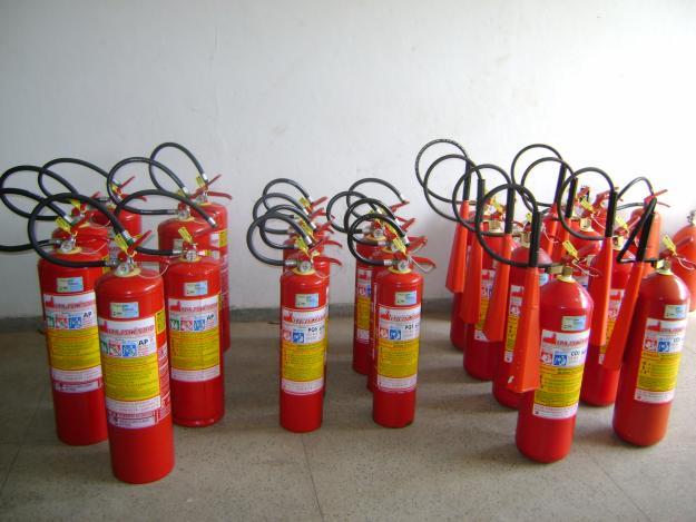 Equipamento WTL FIRE